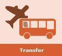 Anreise und Transfer