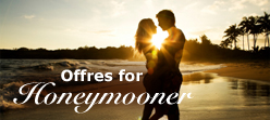 Offers for Honeymooners