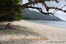 Strand auf Mahé