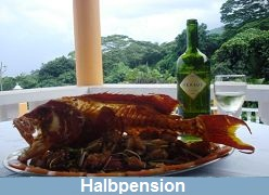 Halbpension